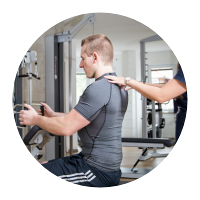 Gesundheitstraining Physio-Zentrum Bogen | Praxis für ganzheitliche Physiotherapie, Krankengymnastik, Naturheilkunde, Osteopathie, Massagen und Trainingstherapie